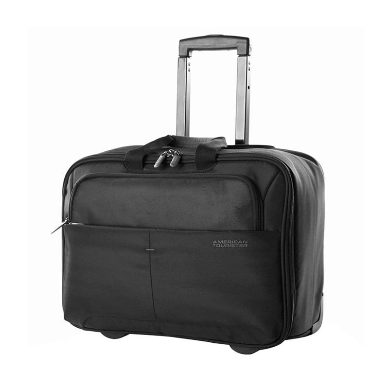 Jual American Tourister At Speed Air Rolling Tote Travel