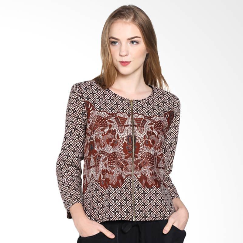 Batik Pria Tampan Com: Jual Batik Pria Tampan Woupj-04081628p Banji Kukilorino Sm