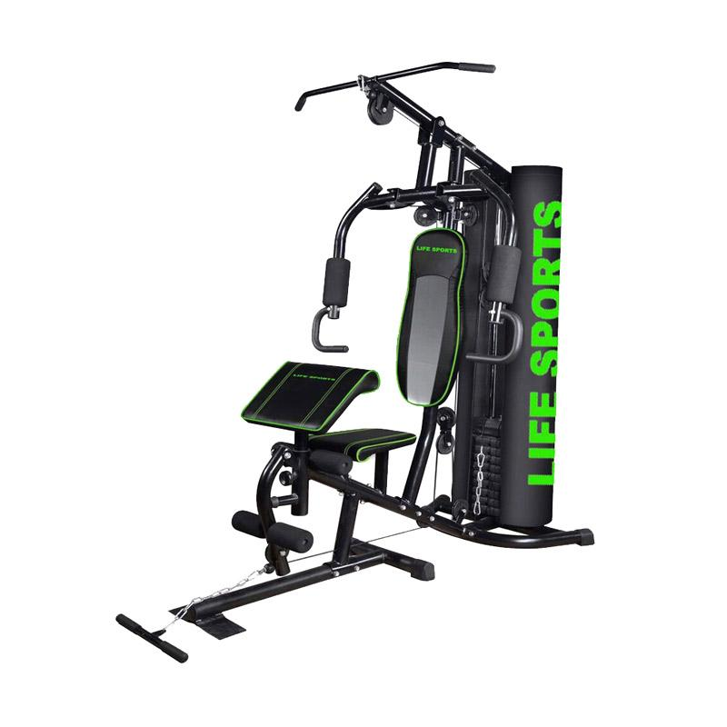 jual celebrity fitness life sport id804 home gym 1 sisi