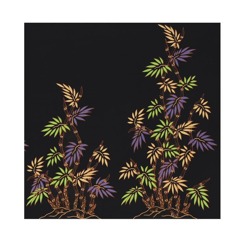 Batik Keris Warna Merah: Kain Motif Batik Bunga Unik Kombinasi