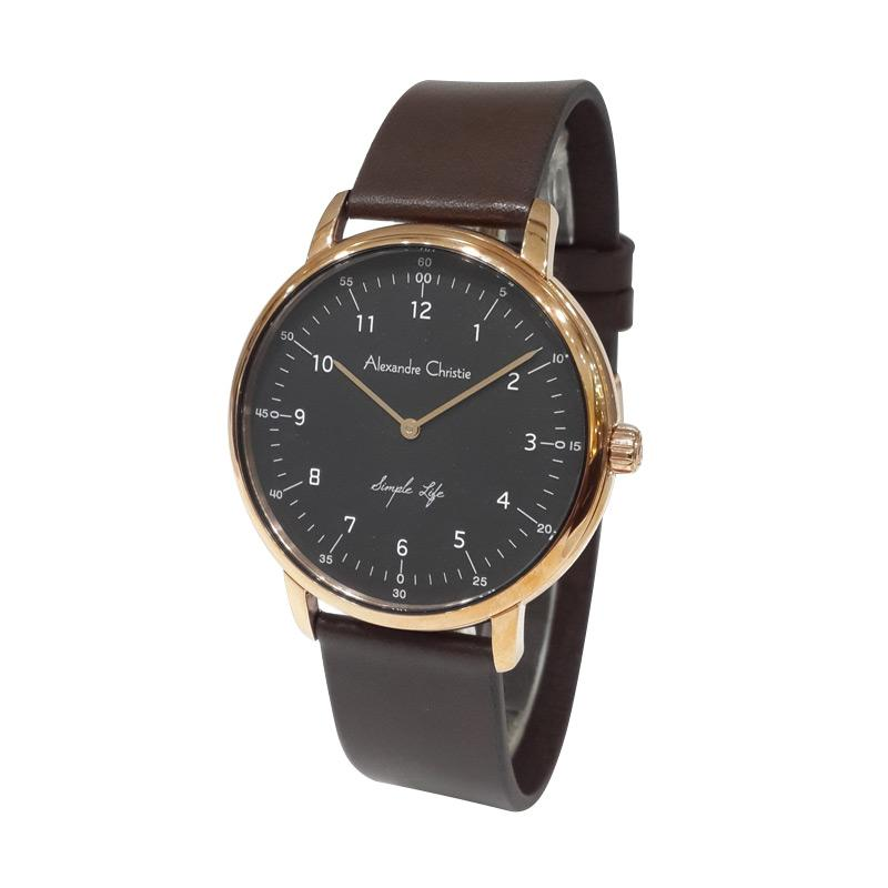 Jual Alexandre Christie 8470MHLRGBABO Simple Life Couple