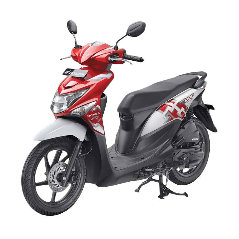 Jual Honda All New Beat Esp Fi Pop Pixel Cbs Sepeda Motor