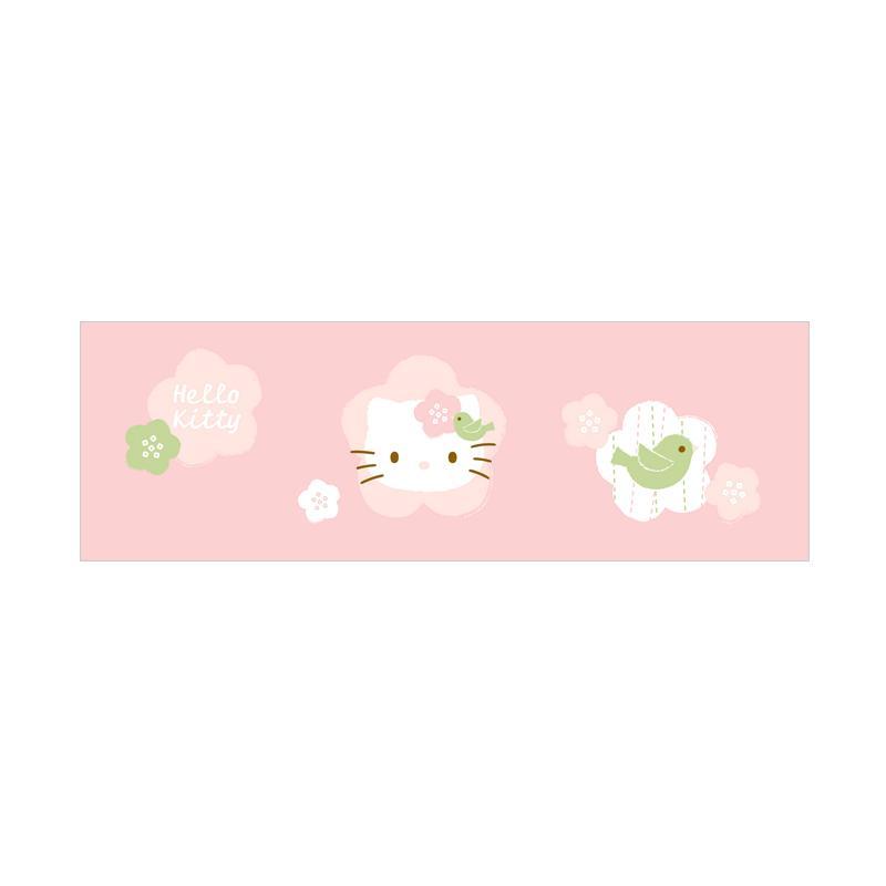 jual new sanrio world kt 202 motif hello kitty border 1
