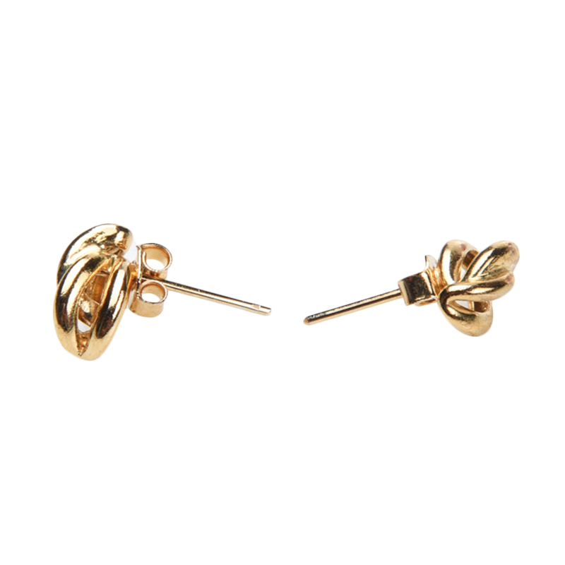 1901 Jewelry GW.1343.HR32 Anting Flower Studs 1343 [Lapis Emas 24k]
