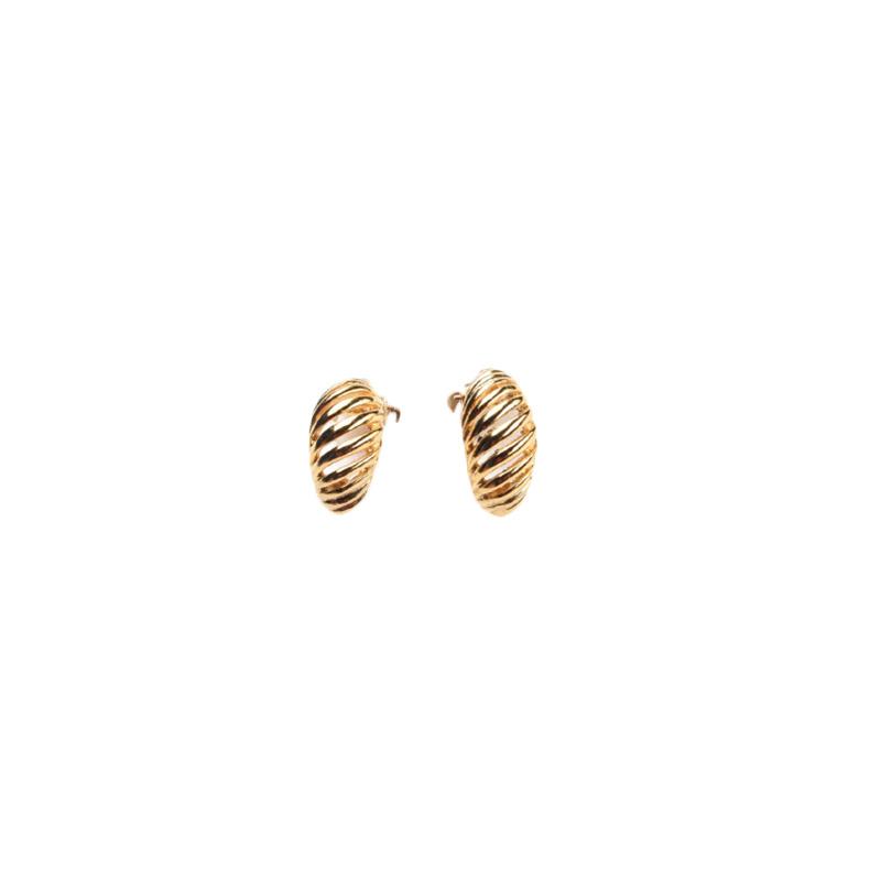 1901 Jewelry GW.2145.HR39 Anting Venus Clip [Lapis Emas 24k]