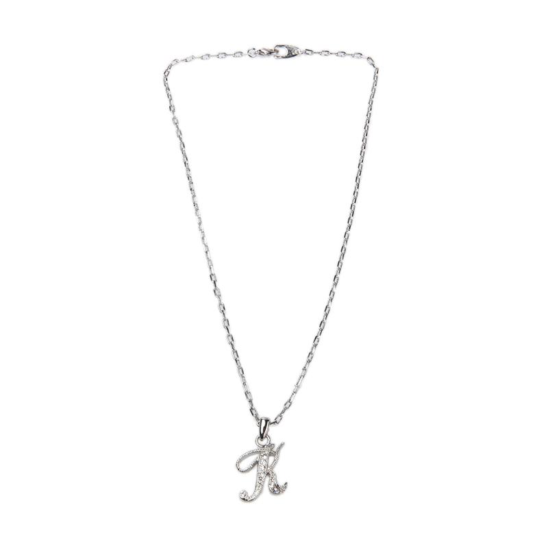 1901 Jewelry KL.911.HR67K 911 K Kalung - Silver Itali