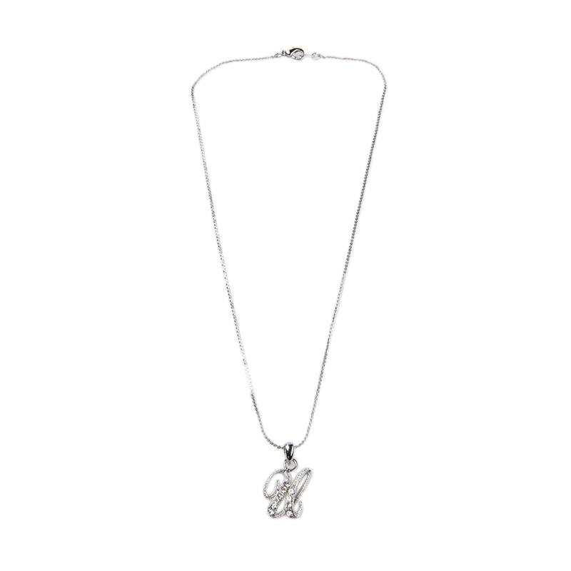1901 Jewelry KL.911.HR67U 911 U Kalung - Silver Itali