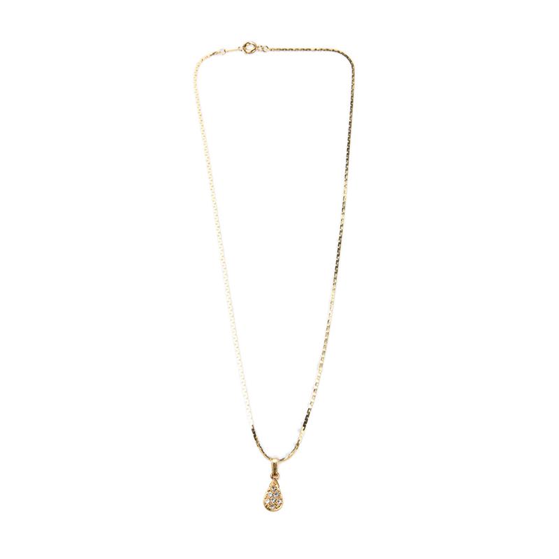 1901 Jewelry KL.958-26.HR66-10 Kalung 958-26 [Lapis Emas 24k]
