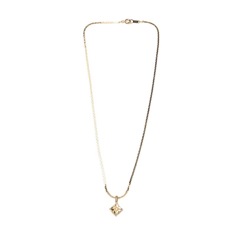 1901 Jewelry KL.958-27.HR66-10 Kalung 958-27 [Lapis Emas 24k]