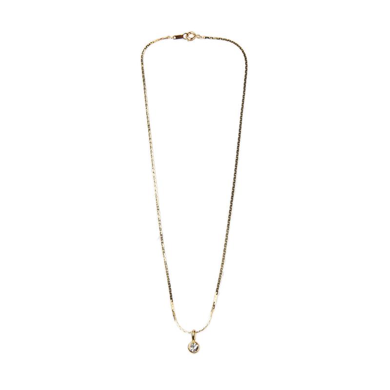 1901 Jewelry KL.958-28.HR66-10 Kalung 958-28 [Lapis Emas 24k]