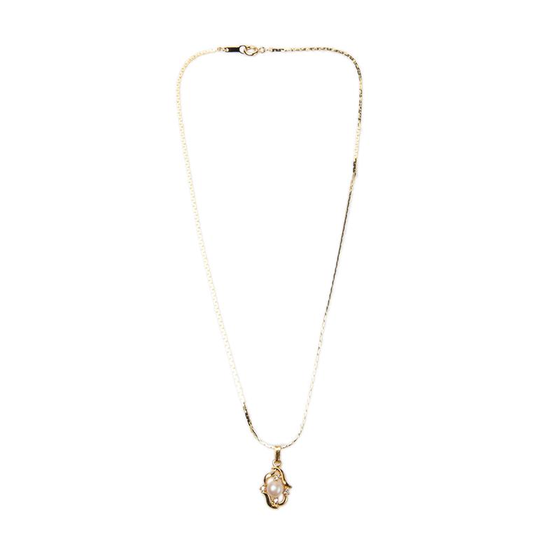 1901 Jewelry KL.958-44.HR66-10 Kalung 958-44 [Lapis Emas 24k]