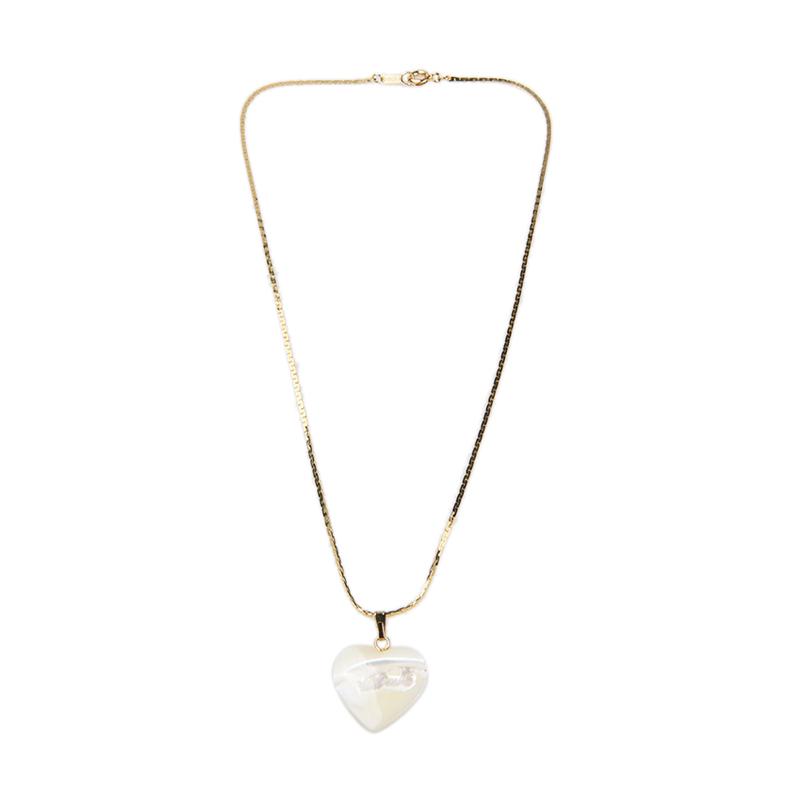1901 Jewelry KL.958-47.HR66-10 Kalung 958-47 [Lapis Emas 24k]