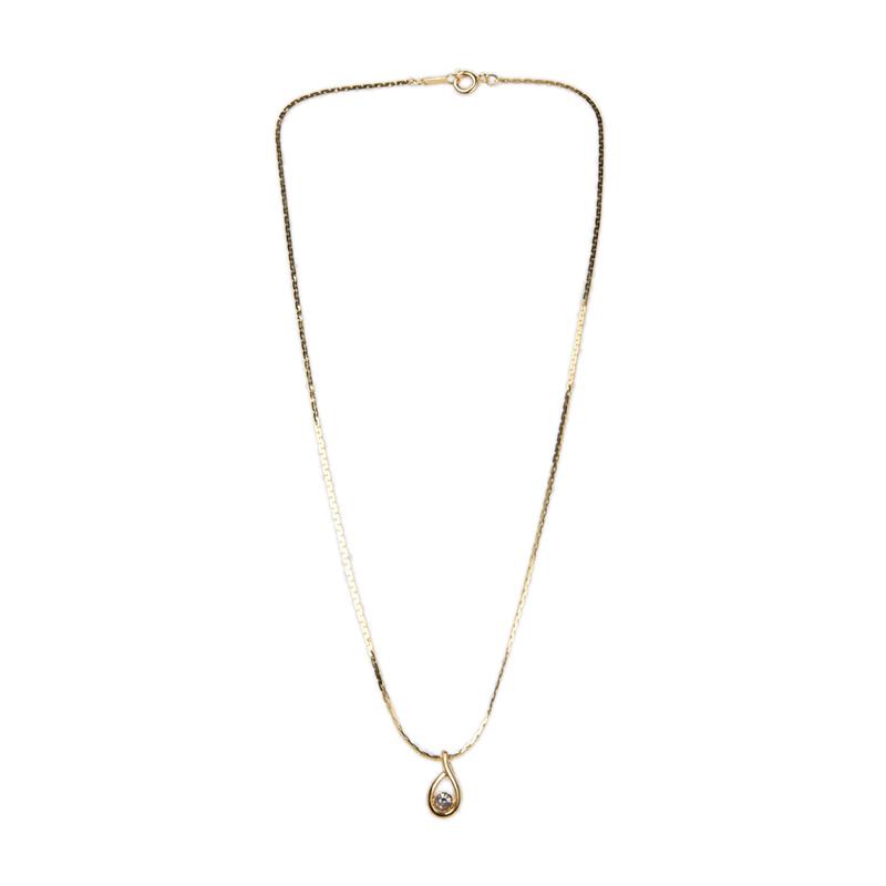 1901 Jewelry KL.958-53.HR66-10 Kalung 958-53 [Lapis Emas 24k]