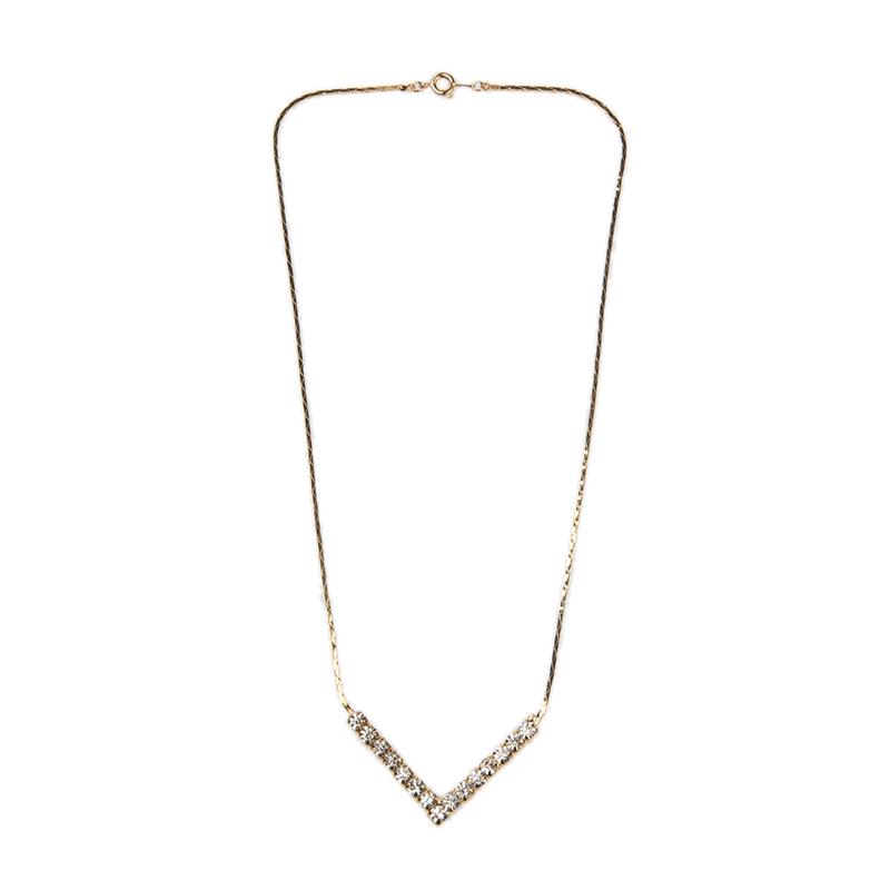 1901 Jewelry KL03.PD.058 Kalung Gold [Lapis Emas 24k]