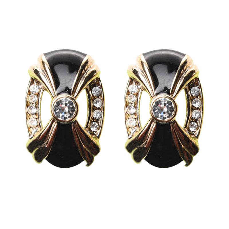 1901 Jewelry Lantana Clip GW.2650.HR44 Anting - Gold