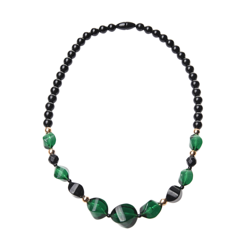 1901 Jewelry Riana Necklace KL.849.HR67 Kalung - Green