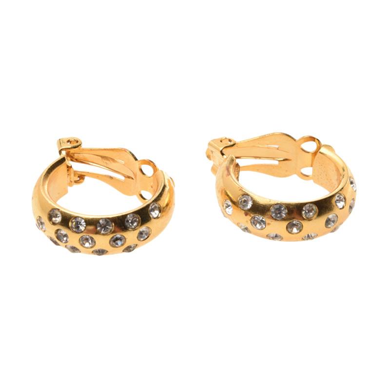 1901 Jewelry Celosia 2074 Clip Anting Wanita