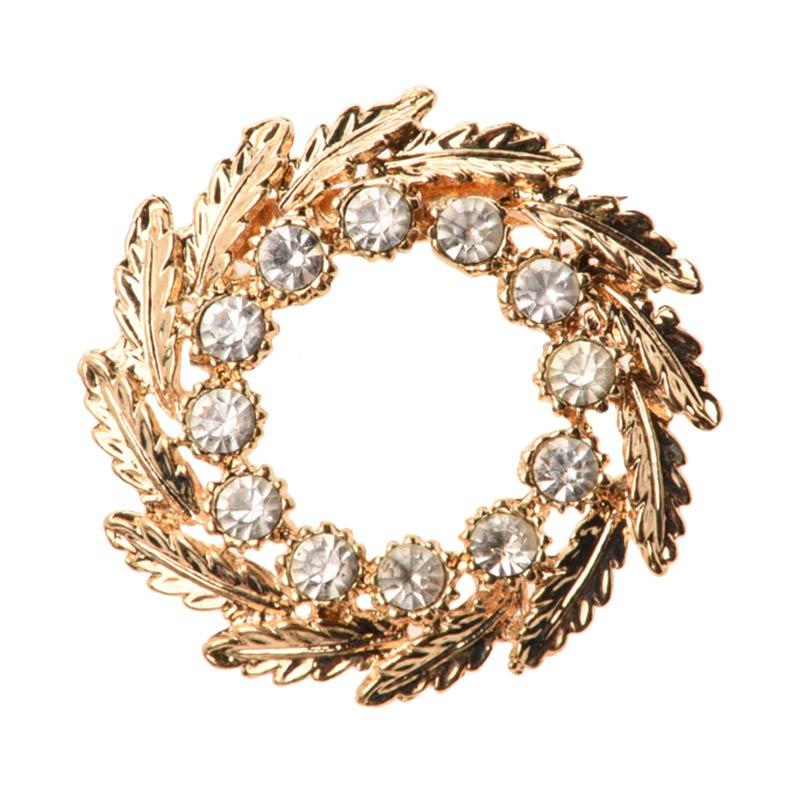 1901 Jewelry Circle 1500 BR.1500.HR42 Brooch