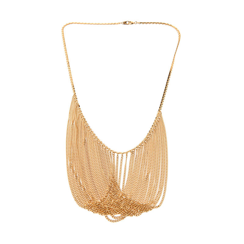 1901 Jewelry Gold Layers Necklace