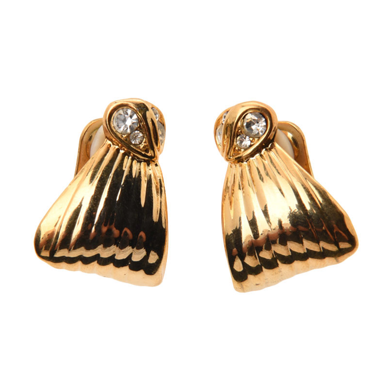 1901 Jewelry Poppy 812 Clip Anting Wanita
