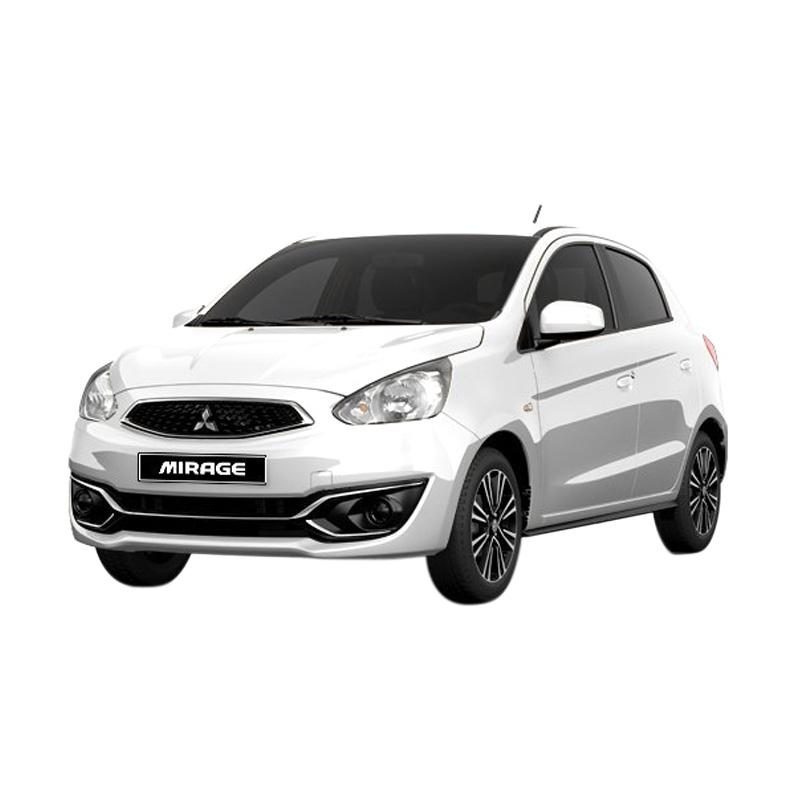 Jual Mitsubishi New Mirage 12 Exceed 4x2 A T Mobil