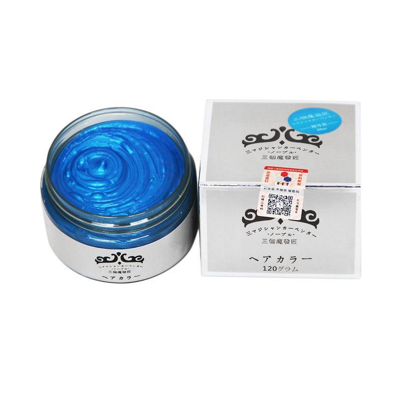 Jual Pomade Land Colour Wax Japanese Hair Dye Wax Pewarna