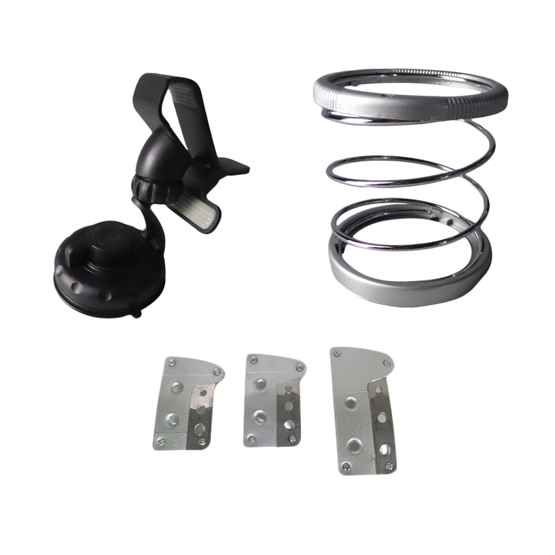 1Price Paket Combo 11 [ Drink Holder A53366 + Manual Pedal PAd A53156A + Phone Holder C30046]