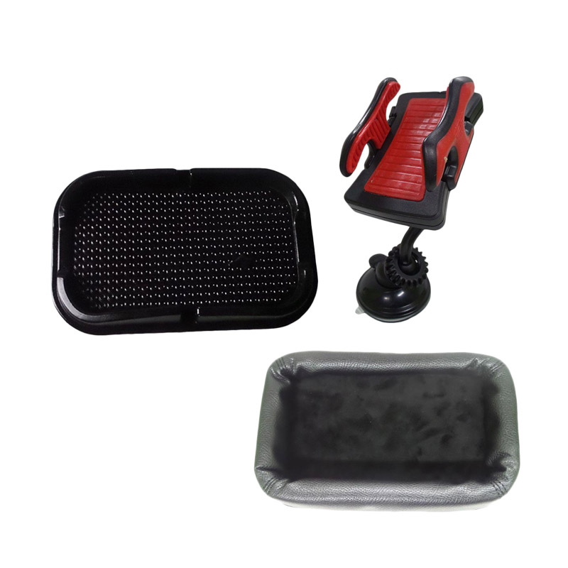 1Price Paket Combo 13 [Drink Holder A53092 + Multipocket Organizer A83029 + Phone Holder A53540]