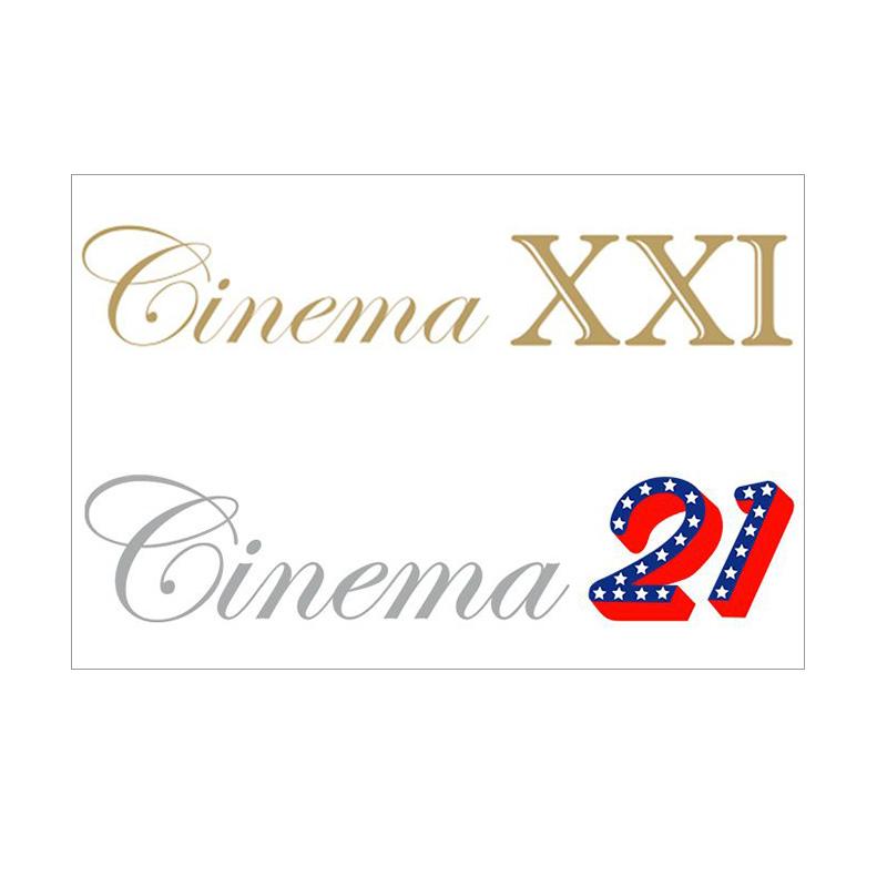 Jual Blibli Com Anniv 21 Cineplex Paket Nonton Cinema Physic