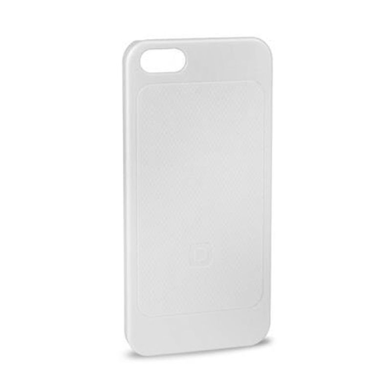 Dicota Slim Cover for iPhone 5 - white