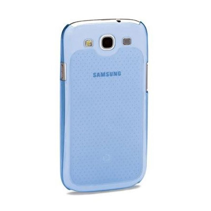 Dicota Slim cover for Samsung Galaxy S3 - Blue