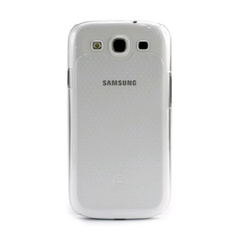 Dicota Slim cover for Samsung Galaxy S3 - Clear