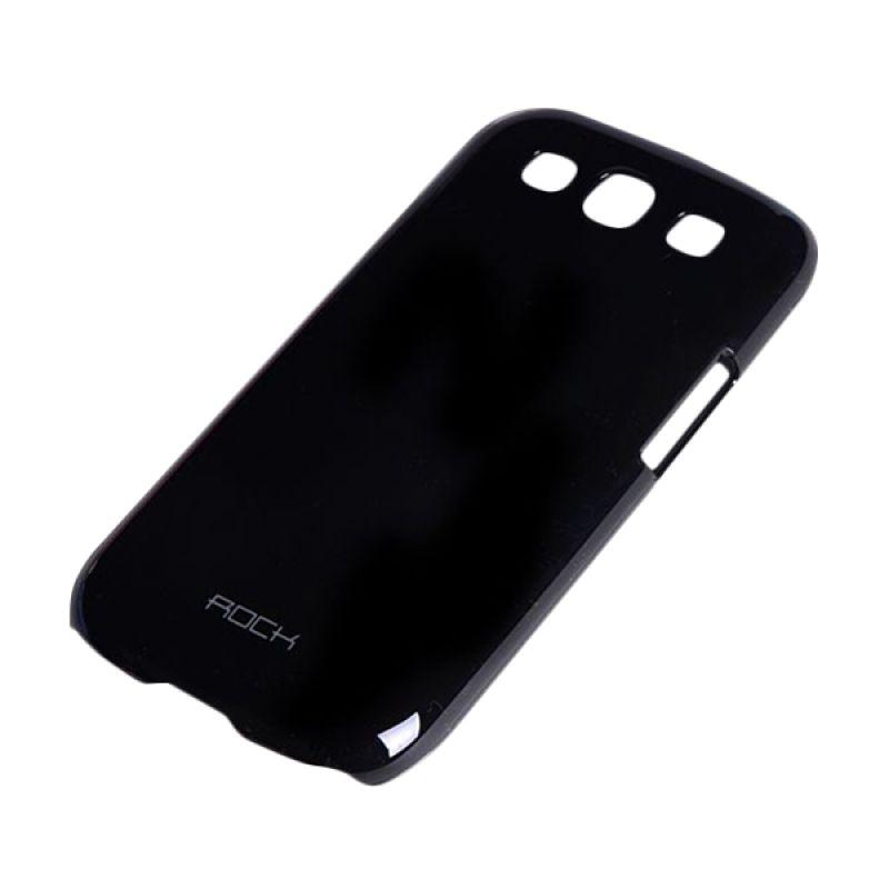 Rock Colorful UV for Samsung S3 - Black