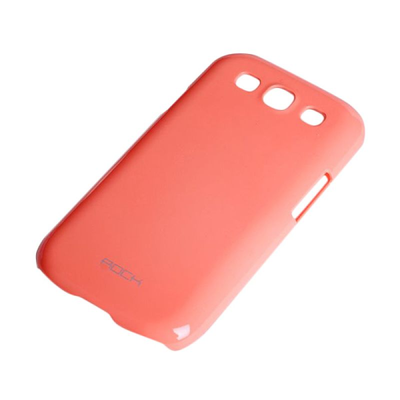 Rock Colorful UV for Samsung S3 - Bright Red