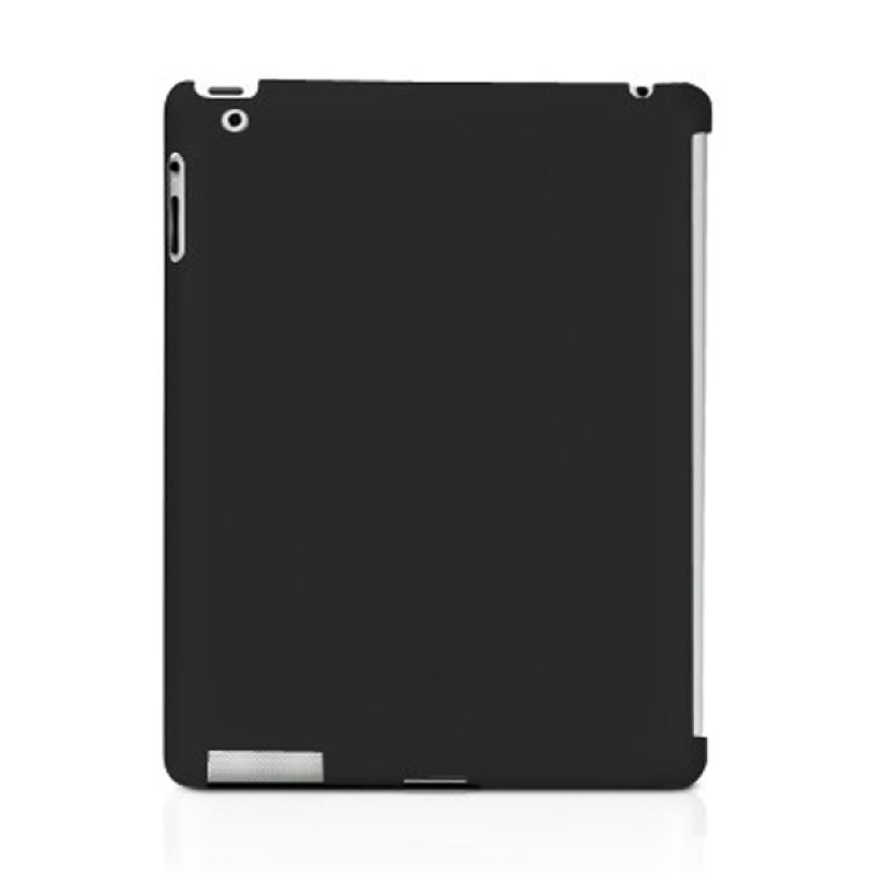 Tunewear Eggshell for iPad 3/2 - Black