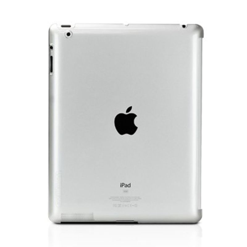 Tunewear Eggshell for iPad 3/2 - clear