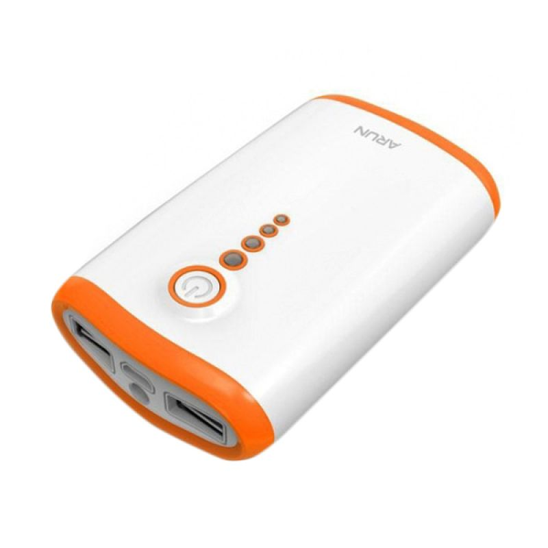 Arun Powerbank Y203 7800mAh - Orange