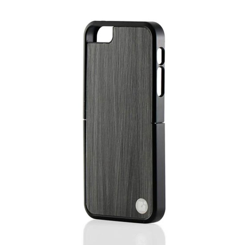CDN Laminati For iPhone 5 - Grey Wood