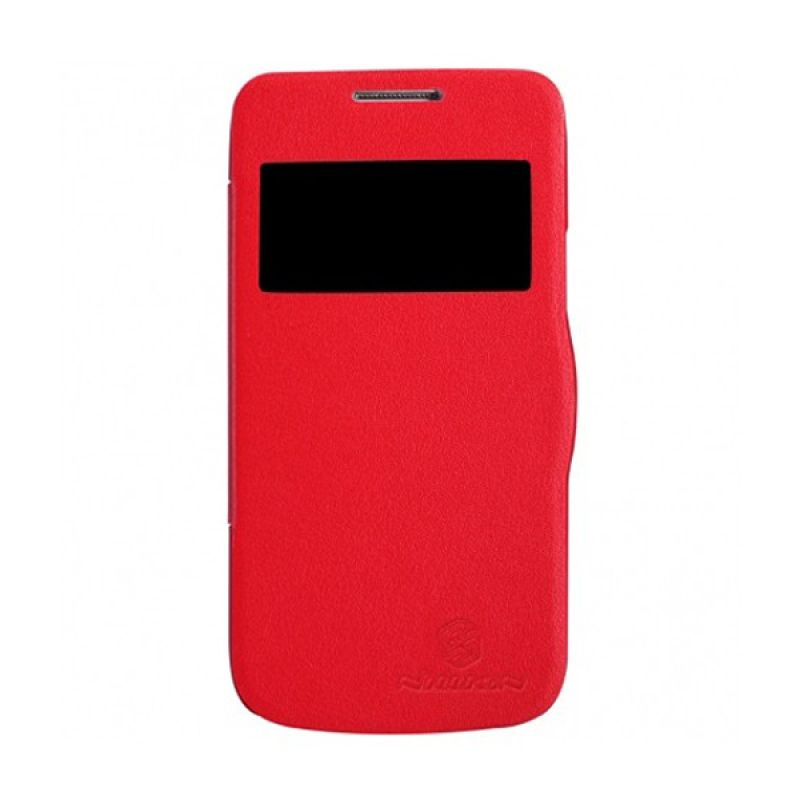 Nillkin Fresh Series for Samsung S4 Mini - Red