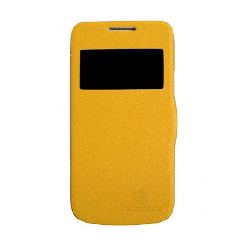 Nillkin Fresh Series for Samsung S4 Mini - Yellow