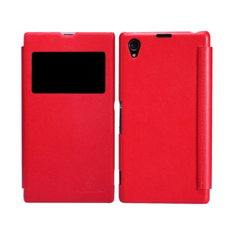 Nillkin Stylish for Xperia Z1 - Red