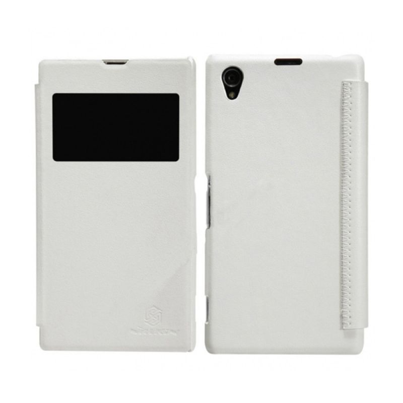 Nillkin Stylish for Xperia Z1 - White