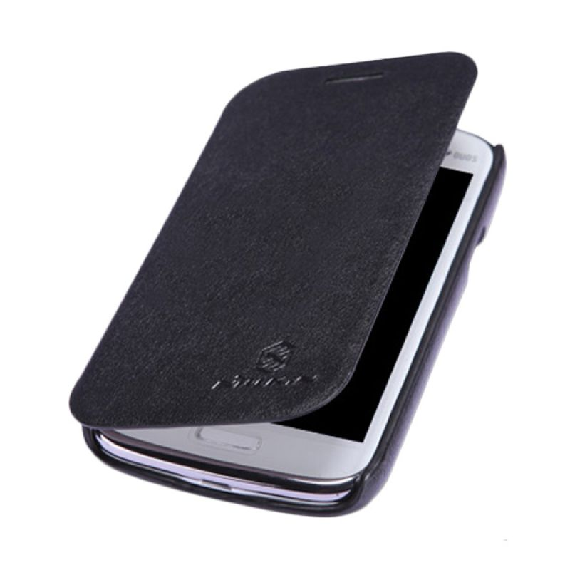 Nillkin Stylish Leather case for Samsung Galaxy Core - Black