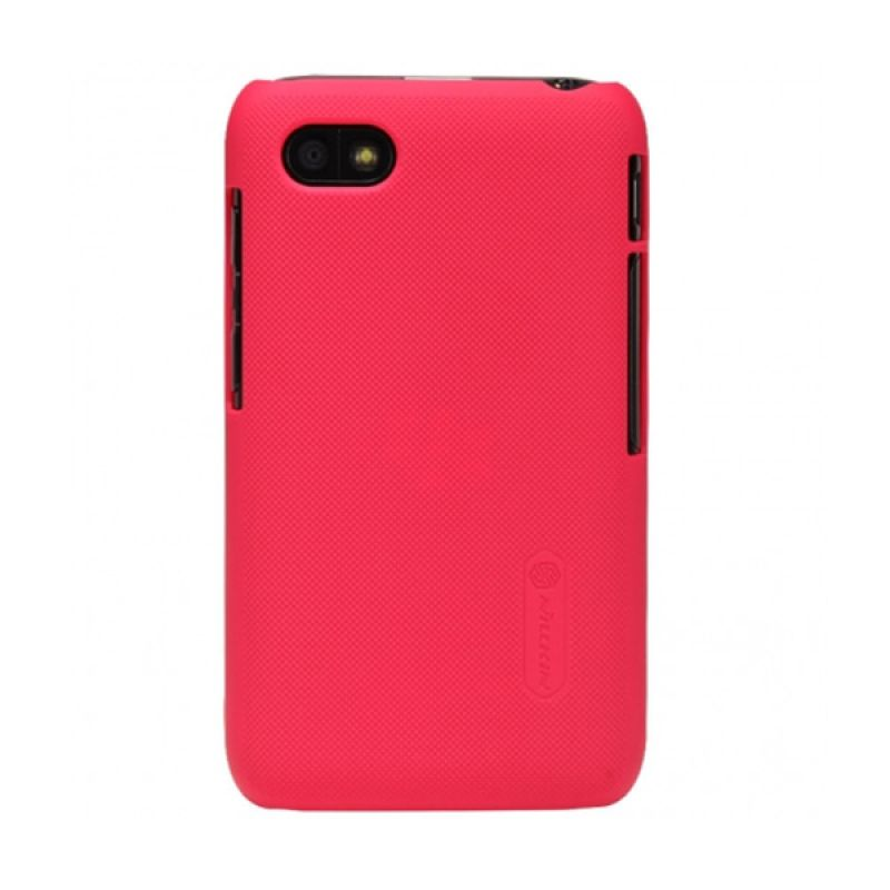 Nillkin Super Shield for Blackberry Q5 - Red