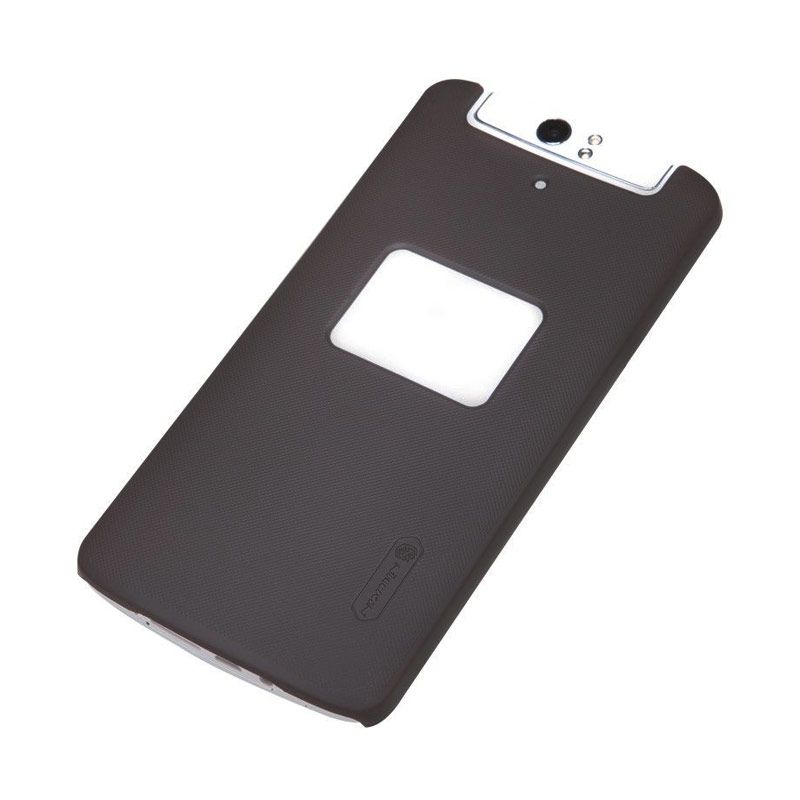 Nillkin Super Shield for OPPO N1 - Brown
