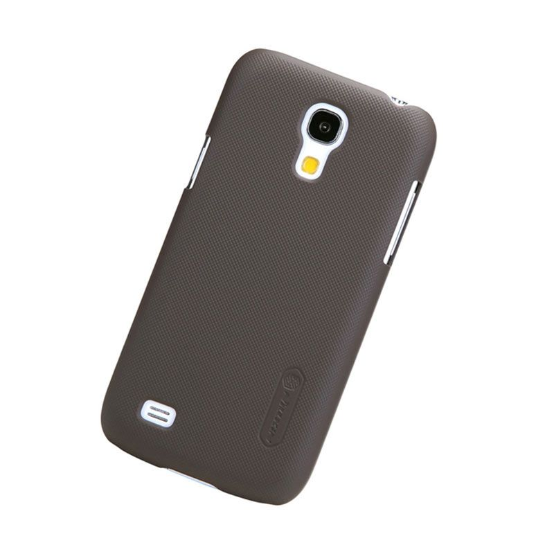Nillkin Super Shield for Samsung S4 Mini - Brown