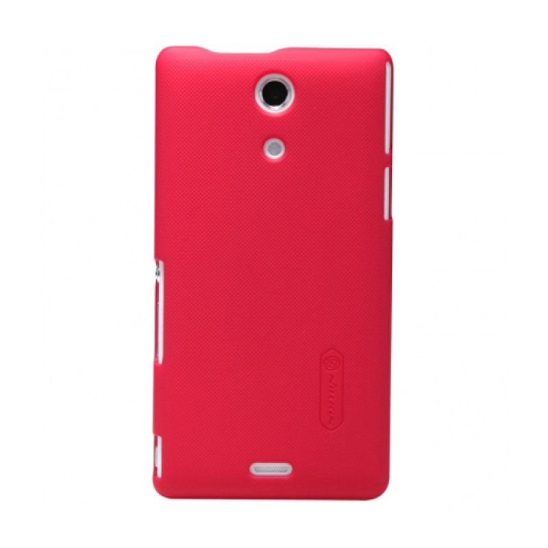Nillkin Super Shield for Xperia ZR - Red