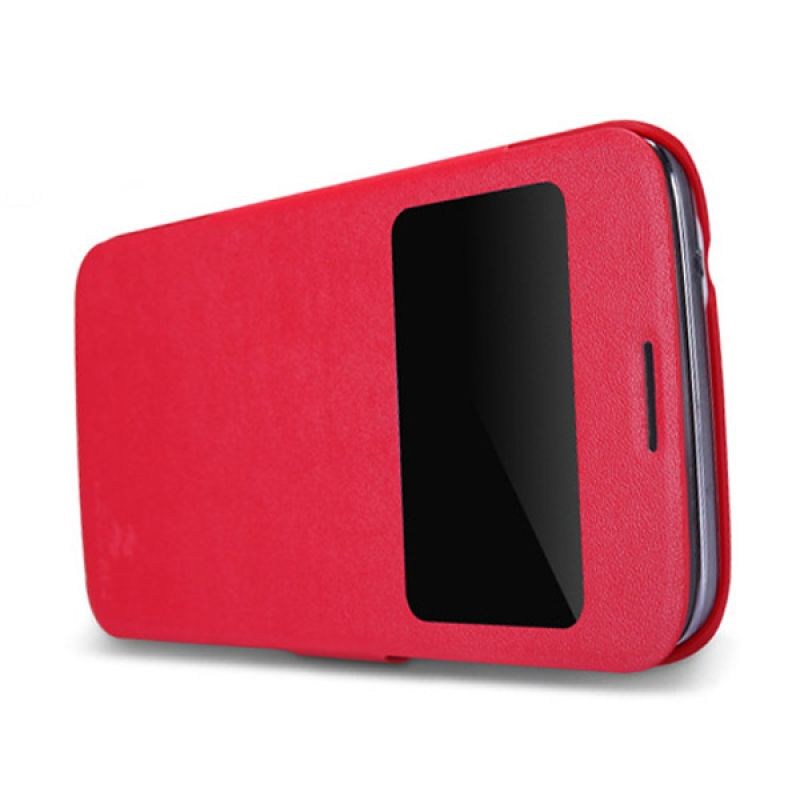 Nillkin V Series for Samsung Mega 5.8- Red