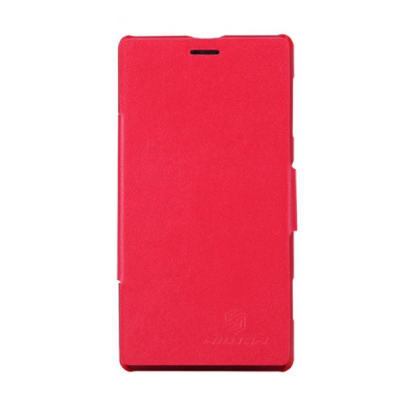 Nillkin V-series for Sony Xperia L - Red