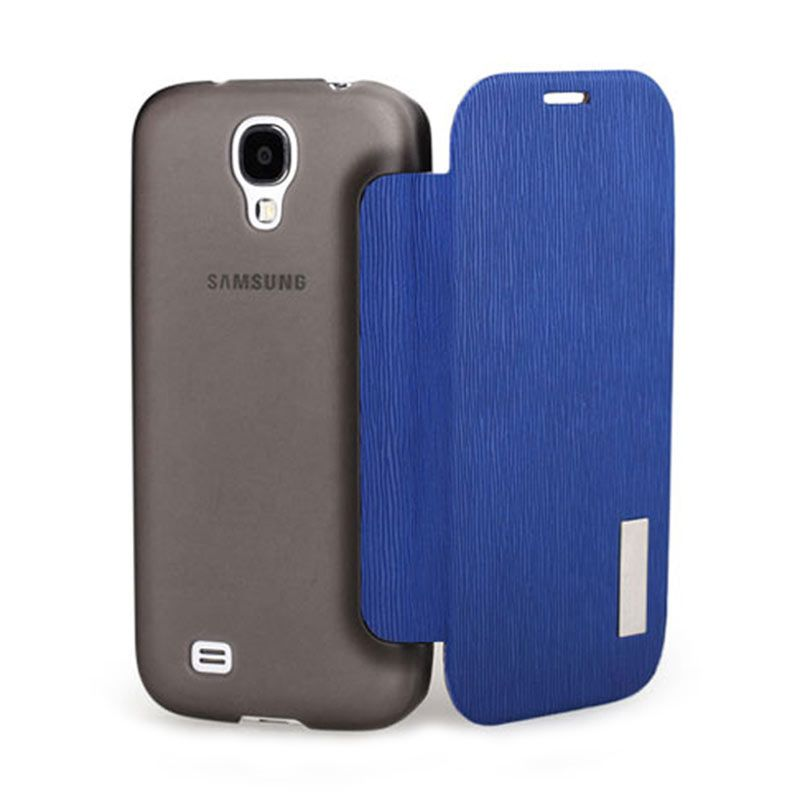 ROCK Elegant for Samsung S4 - Lake Blue